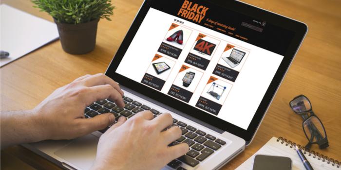 E-ticaret siteleri Black Friday'de ziyaretçi sayısını üçe katladı
