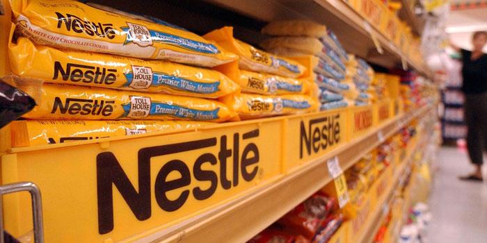 Nestle'den Nutella'ya dev satış