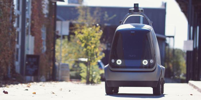 Google'ın eski mühendislerinden sürücüsüz araç: Nuro