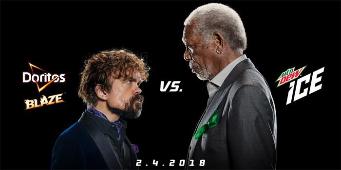 Morgan Freeman ve Peter Dinklage karşı karşıya!