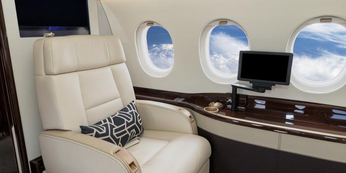 Dünyanın en lüks beş uçak kabini