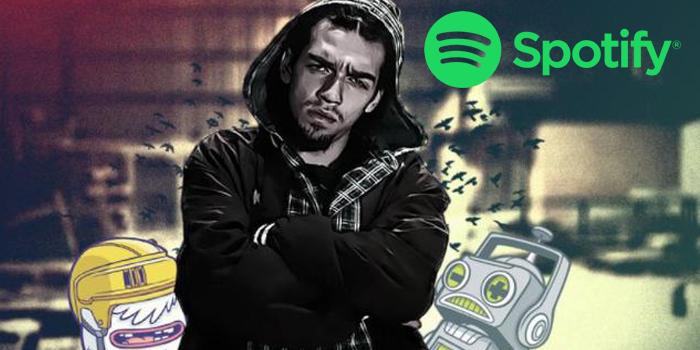 Türkiye'nin rap sevdası: Spotify yılbaşı verilerini açıkladı