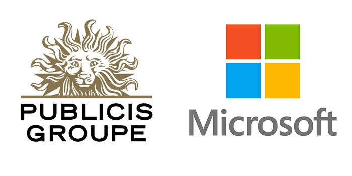 Publicis Groupe ve Microsoft'tan Marcel için işbirliği
