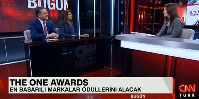 The ONE Awards 2017'nin tüm detayları CNN Türk'te konuşuldu