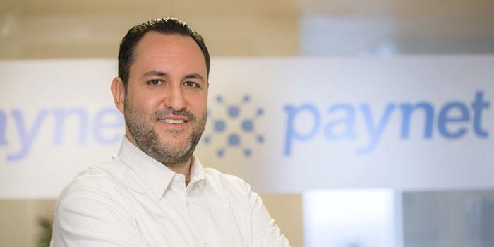 Paynet'e yeni genel müdür
