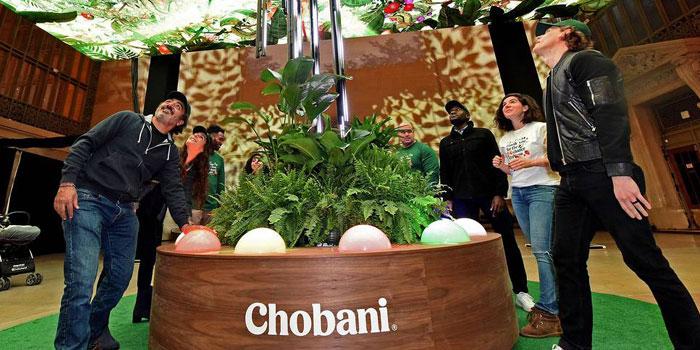 Ulukaya'nın Chobani'si 10. yaşını kutluyor