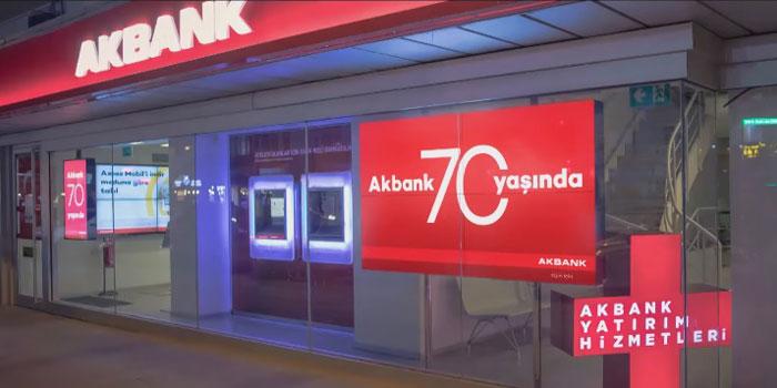 Akbank 70. yılında...