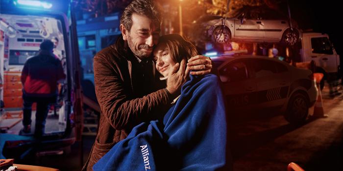 Allianz'ın yeni reklam kampanyası yayında