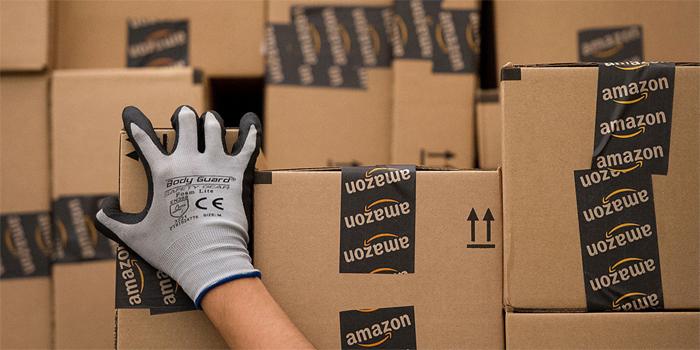 Amazon, çalışanlarına elektronik kelepçe takacak