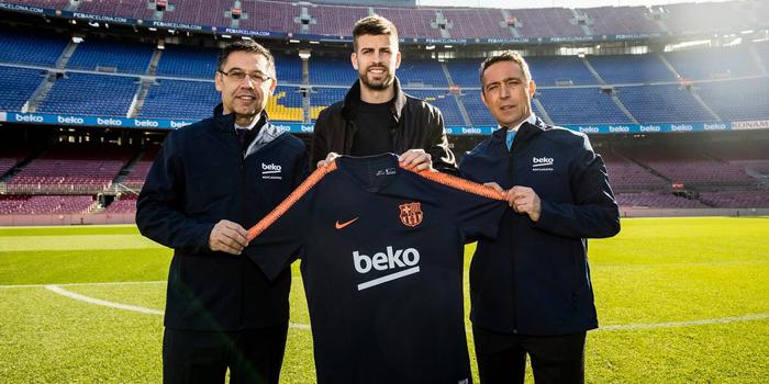 Beko, Barcelona'nın global ana sponsoru oldu