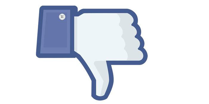 """Facebook'a """"beğenmedim"""" butonu geliyor"""