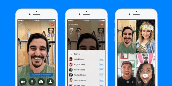 Messenger artık arama sırasında katılımcı eklemeye izin verecek