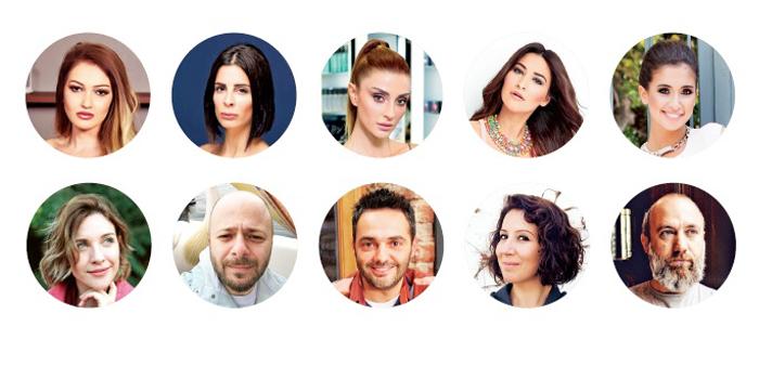 Türkiye'nin en önde gelen influencer'ları