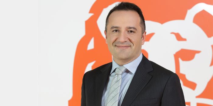 Barbaros Uygun, ING Avusturya'ya CEO olarak atandı