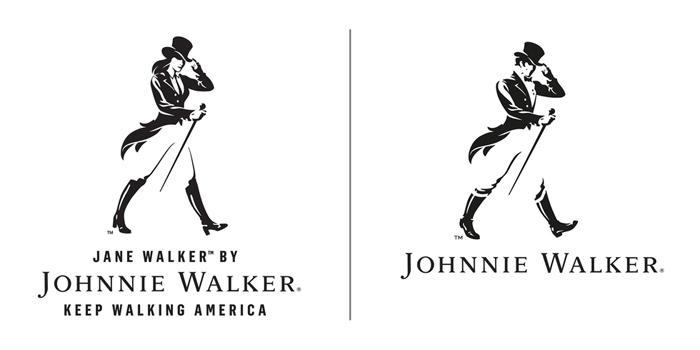 Johnnie Walker'ın yerini Jane Walker aldı!