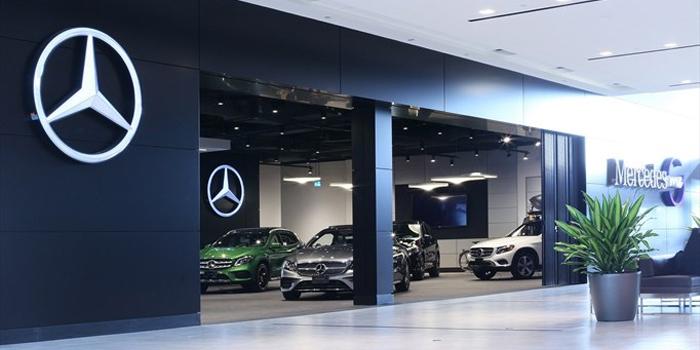 Mercedes'in paylaşımı Çin'de büyük tepki yarattı