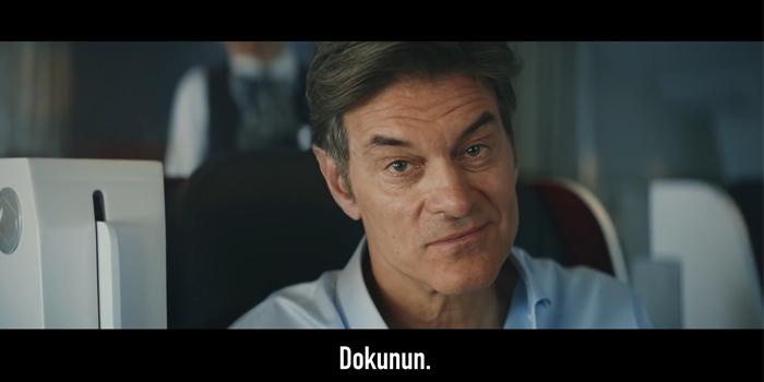 THY, Mehmet Öz'lü reklamıyla Super Bowl'da olacak
