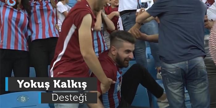"Trabzonspor'dan yaratıcı ""Hayde maça"" paylaşımı"