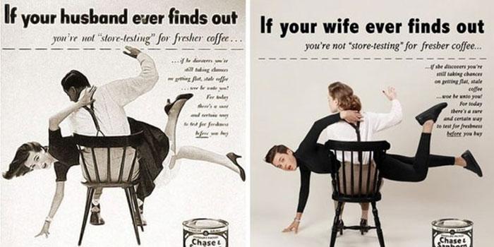 Cinsiyetçi reklamlara bir de bu gözle bakın