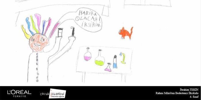 L'Oréal çocukların DNA'sına bilimi işleyecek