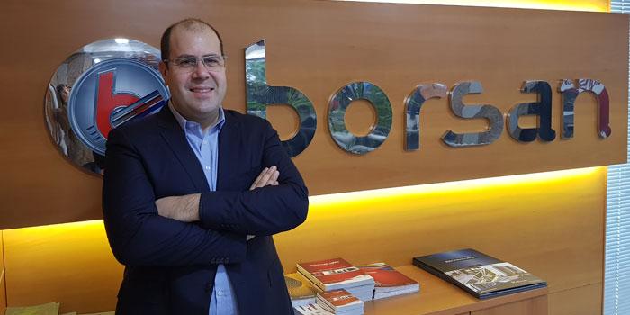 Borsan Kablo'ya yeni CEO