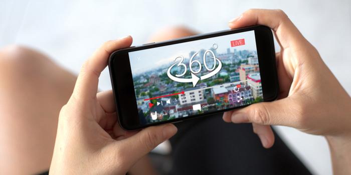 360 derece video reklamları satın almayı yüzde 7 artırıyor