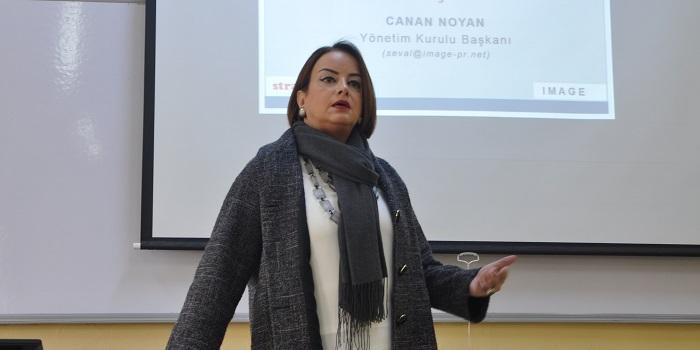 """Canan Noyan: """"Olumsuz ekonomik koşullar nedeniyle IMAGE PR'ı kapatma kararı aldık"""""""