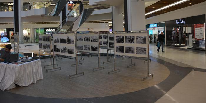 Carousel, Çanakkale Zaferi'ni fotoğraf sergisiyle anıyor