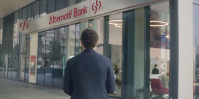 Alternatif Bank'ın lansman filmi yayında