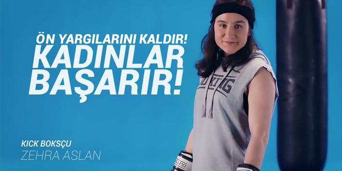 Decathlon'dan ön yargıları kaldıran reklam