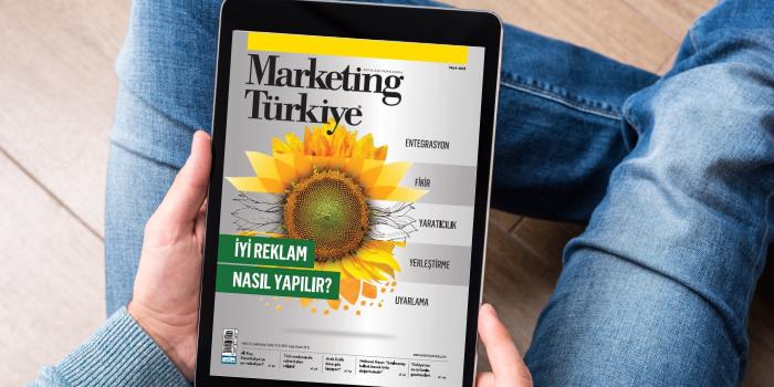 Turkcell aboneleri Dergilik uygulamasıyla Marketing Türkiye'yi ücretsiz okuyor!