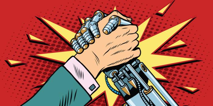 İnsan ve robot yan yana çalışacak
