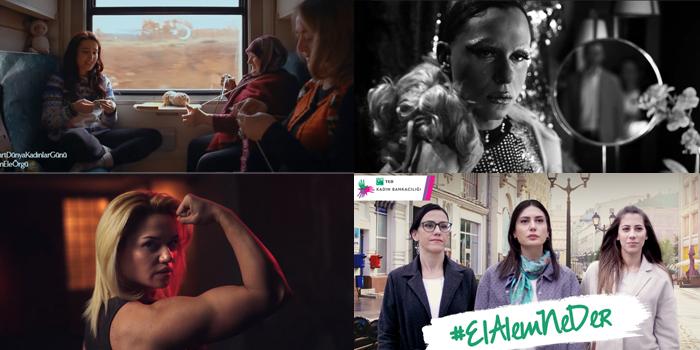 8 Mart Dünya Kadınlar Günü'nün öne çıkan reklam filmleri