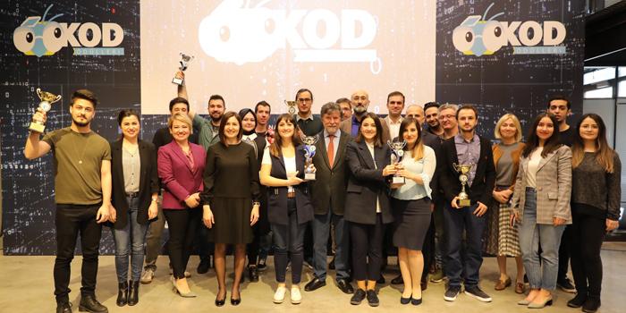 KOD Ödülleri'ni kazanan projeler açıklandı
