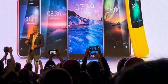 Nokia, MWC 2018'in en çok konuşulan markası oldu