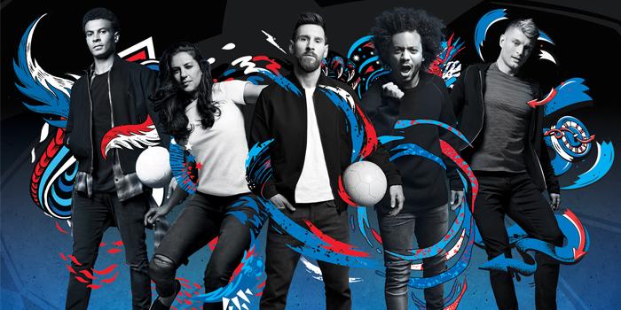 Lionel Messi, Marcelo gibi yıldız oyuncular Pepsi reklamında bir araya geldi