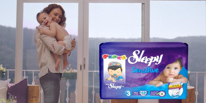 Sleepy'in yeni reklam kampanyası yayında
