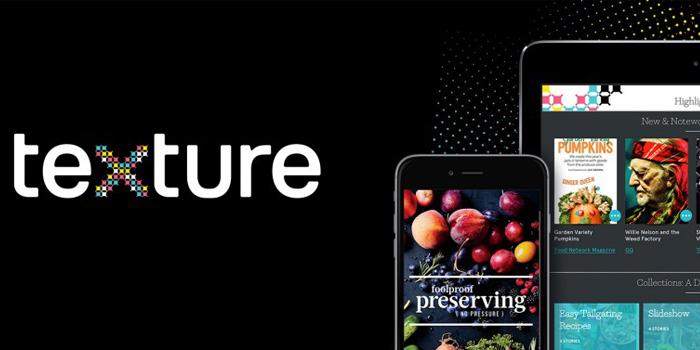 Apple yayıncılık platformu Texture'ı satın aldı