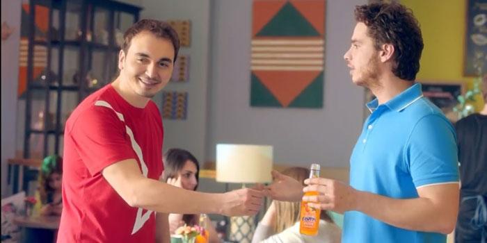 Uludağ İçecek yeni reklamıyla Coca-Cola'ya mı gönderme yapıyor?