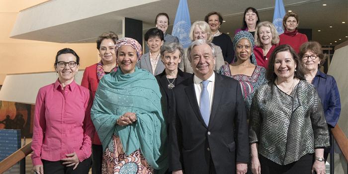 """BM Genel Sekreteri Guterres: """"Kadın hakları açısından bir dönüm noktasındayız"""""""
