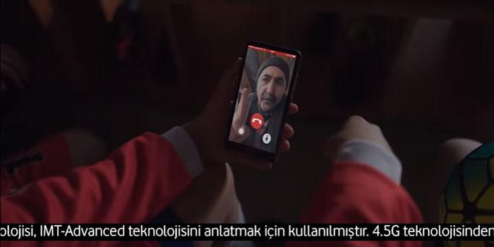 """Vodafone """"Birlikte Güçlü Kadınlar"""" diyor"""