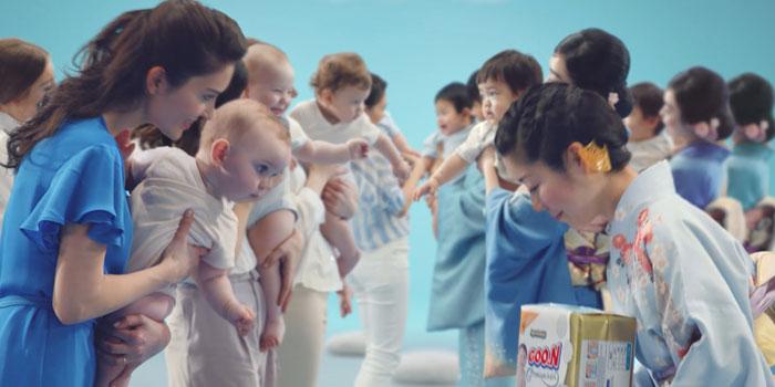 Japon bebek bezi markası GOO.N artık Türkiye'de