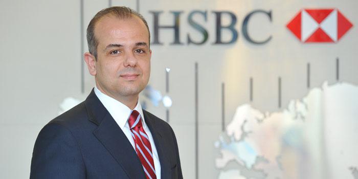 HSBC Türkiye'de üst düzey atama