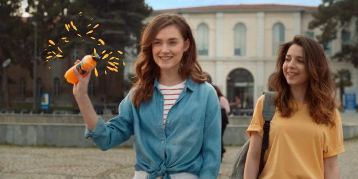 Cappy Pulpy'in yeni reklam filmi yayında