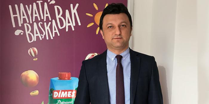 Özbay Doğru Dimes Tedarik Zinciri Direktörü olarak atandı