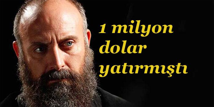 """Halit Ergenç'in """"dünya devi olacak"""" dediği markası kapandı"""