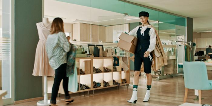 Garanti Bankası'nın yeni reklam filmi yayında