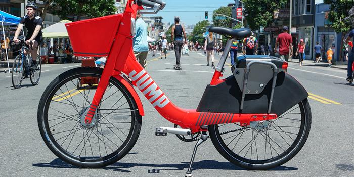 Uber bisiklet paylaşım servisi JUMP'ı satın aldı