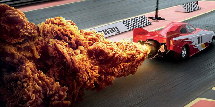 KFC'den reklam kampanyası böyle olur dedirten 3 yeni ilan