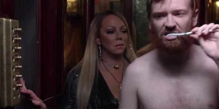 Lüks otel yerine pansiyona gelen Mariah Carey'nin çaresizliği